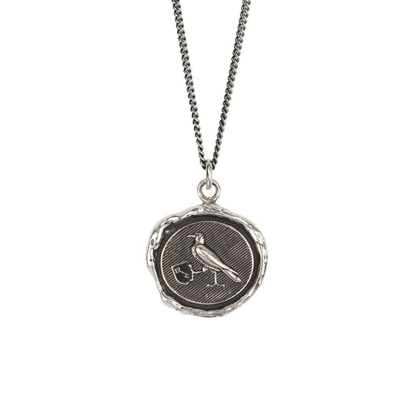 Pyrrha Necklace - The Raven Kinship