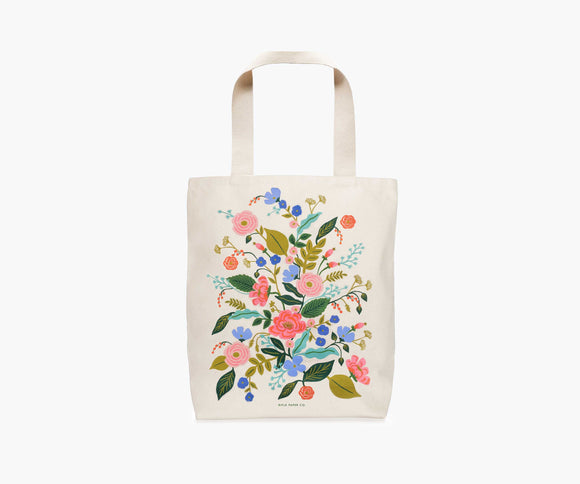 Rifle Paper Co. Tote - Floral Vines