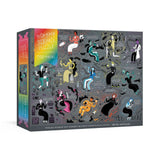 Women in Science 500 Piece Puzzle