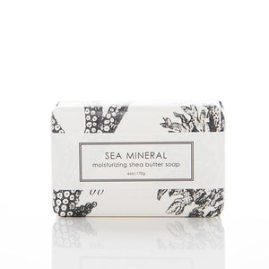Formulary 55 Shea Butter Soap - Sea Mineral Bath Bar