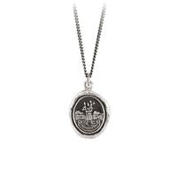 Pyrrha Necklace-St. Christopher 18