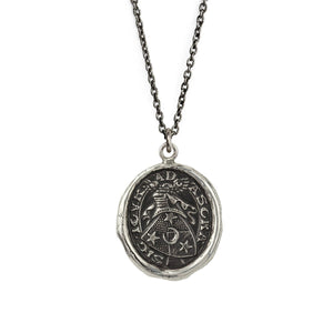 Pyrrha Necklace - Stay True