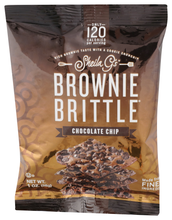 Load image into Gallery viewer, Sheila G's Chocolate Chip Brownie Brittle