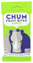 Load image into Gallery viewer, Chum Apple Fruit Bites