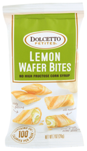 Load image into Gallery viewer, Dolcetto Petites Lemon Wafer Bites