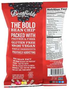 Beanfields Bean & Rice Chips Nacho
