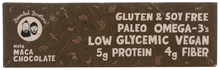 Load image into Gallery viewer, Bearded Bros Mega Maca Chocolate Energy Bar