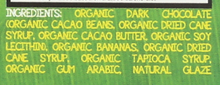 Load image into Gallery viewer, Barnana Organic Chocolate Chewy Banana Bites