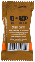 Load image into Gallery viewer, Awake Caffeinated Caramel Chocolate Bite