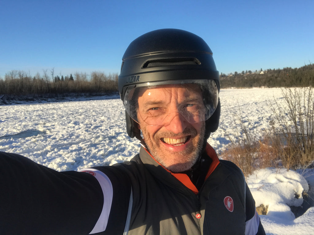Five Winter Riding Tips with Canadian Cycling Legend Alex Stieda