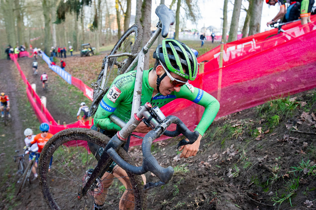 Jules van Kempen on run-up in CX World Cup