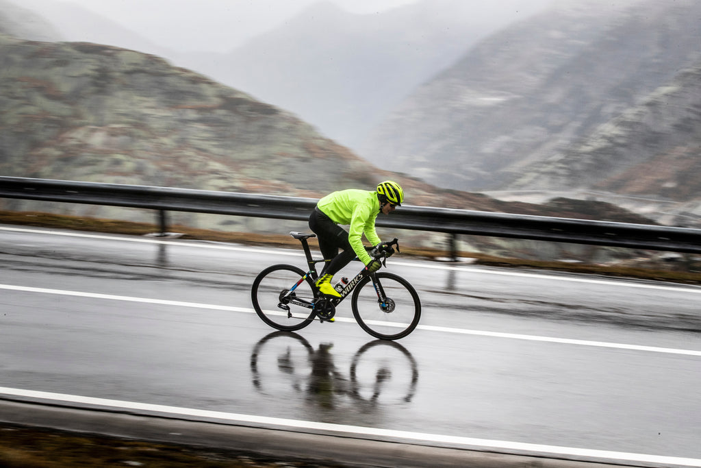 Riding in Wet/Cold Conditions