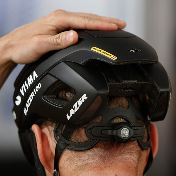 Lazer Helmet Retention System
