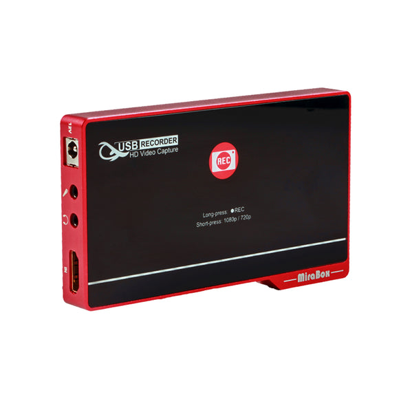 HSV326 1080P HDMI  Video Capture directly recording to flash driver, no need OBS