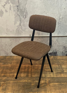 Hemingway Dining Chair - Available in Grey and Brown