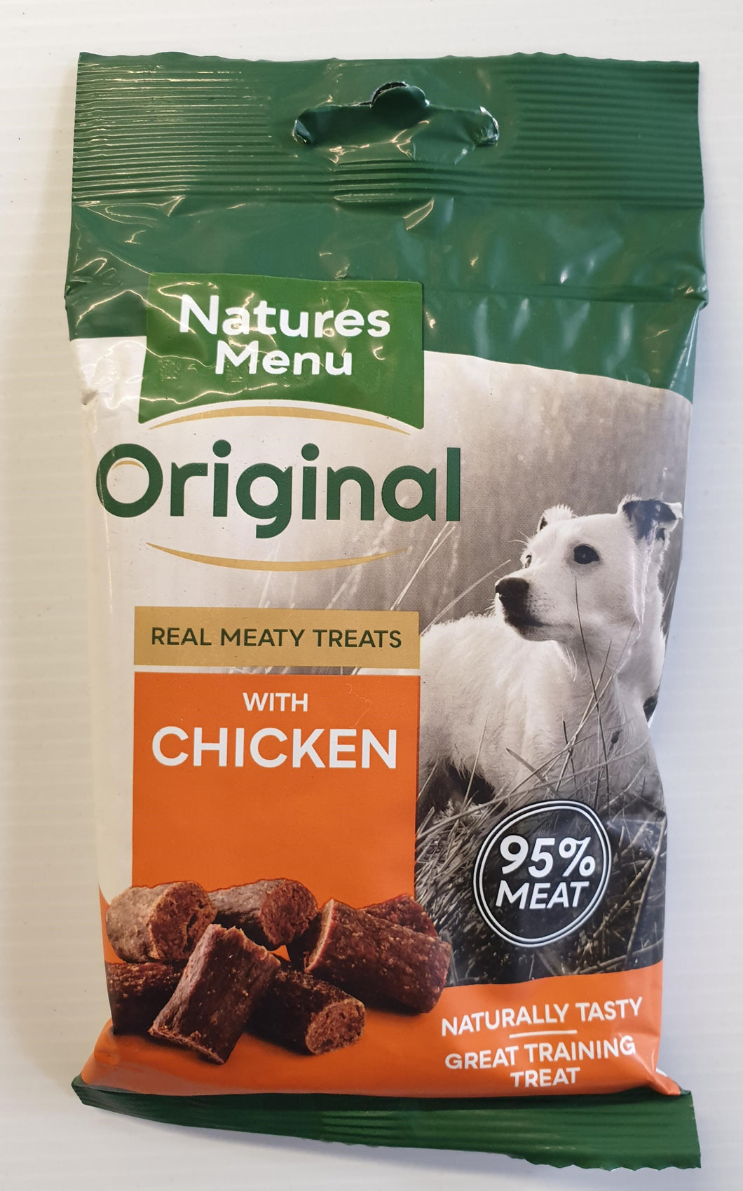 Natures Menu Training Treats - Chicken - Food for dogs, cats and other pets online | Northampton Raw Dog Food!