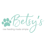 Betsy's Turkey & Pork - Food for dogs, cats and other pets online | Northampton Raw Dog Food!