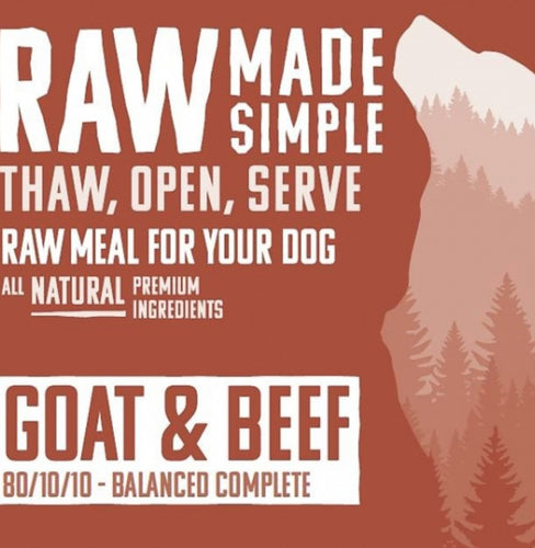 Goat & Beef Tripe - Food for dogs, cats and other pets online | Northampton Raw Dog Food!