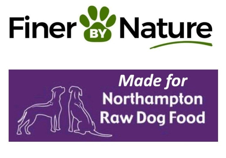 Finer By Nature Mix Box Fortnightly Set (14 x 1kg - Max 2 Lamb) 80/10/10 - Food for dogs, cats and other pets online | Northampton Raw Dog Food!