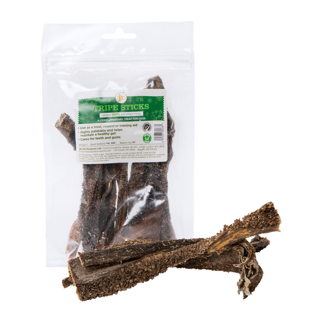 Lamb Tripe Sticks 100g - Food for dogs, cats and other pets online | Northampton Raw Dog Food!