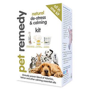 Pet Remedy - All in One Calming Kit - Food for dogs, cats and other pets online | Northampton Raw Dog Food!