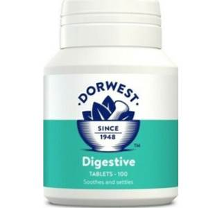 Dorwest - Digestive Tablets (100 tablets) - Food for dogs, cats and other pets online | Northampton Raw Dog Food!