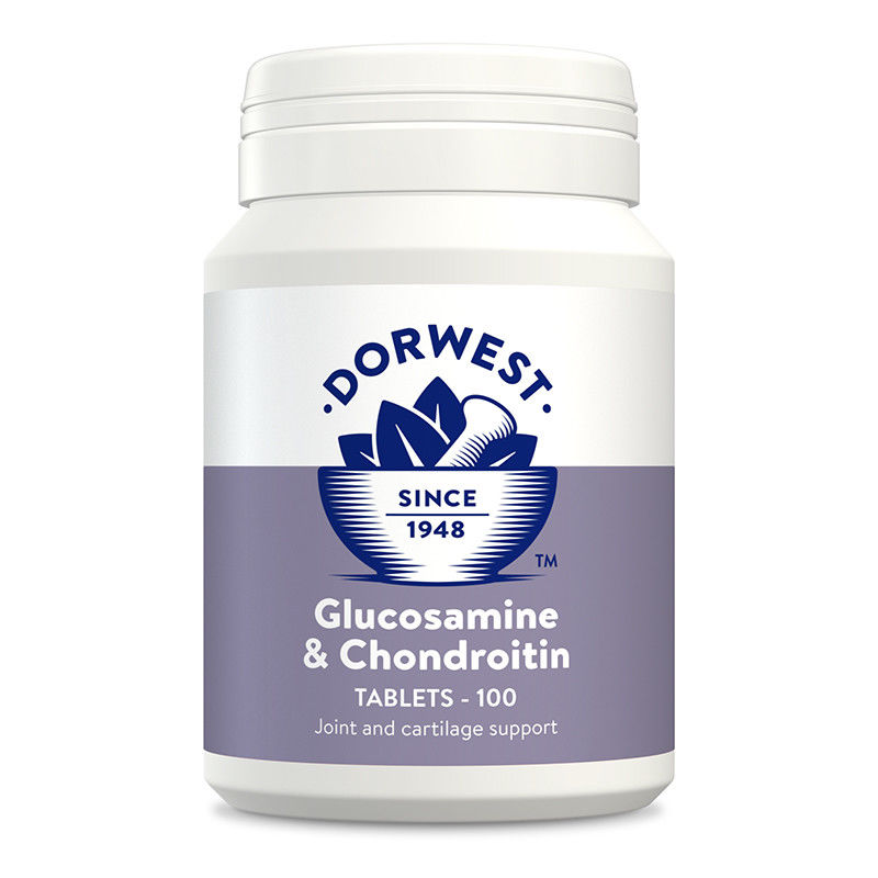 Dorwest - Glucosamine & Chondroitin (100 tablets) - Food for dogs, cats and other pets online | Northampton Raw Dog Food!