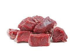 Goat Chunks 500g - Food for dogs, cats and other pets online | Northampton Raw Dog Food!
