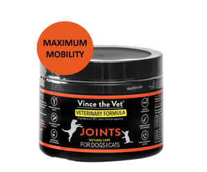 Vince the Vet - Joints 200g - Food for dogs, cats and other pets online | Northampton Raw Dog Food!