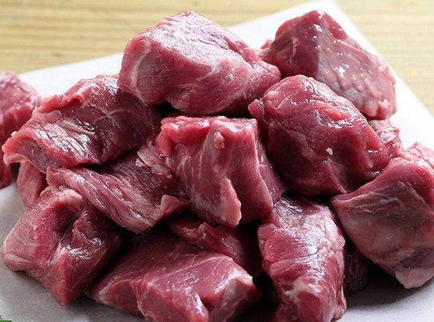 Lamb Chunks 1kg - Food for dogs, cats and other pets online | Northampton Raw Dog Food!