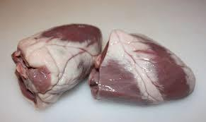 Lamb Hearts 1kg - Food for dogs, cats and other pets online | Northampton Raw Dog Food!