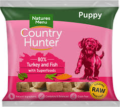 Puppy Nuggets (Turkey & Fish) 1kg - Food for dogs, cats and other pets online | Northampton Raw Dog Food!