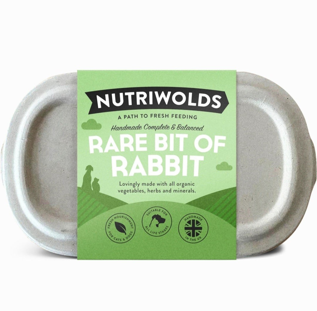 Rare Bit of Rabbit - Food for dogs, cats and other pets online | Northampton Raw Dog Food!