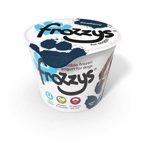 Frozzys Blueberry - Food for dogs, cats and other pets online | Northampton Raw Dog Food!