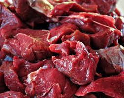 Venison Chunks 1kg - Food for dogs, cats and other pets online | Northampton Raw Dog Food!