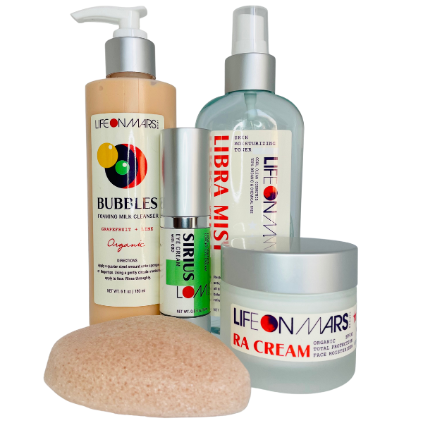 """Mom on the Go"" - Best Sellers for All Skin Types Kit"