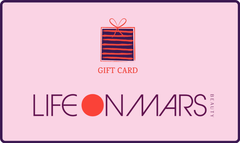 Life On Mars Beauty Gift Card