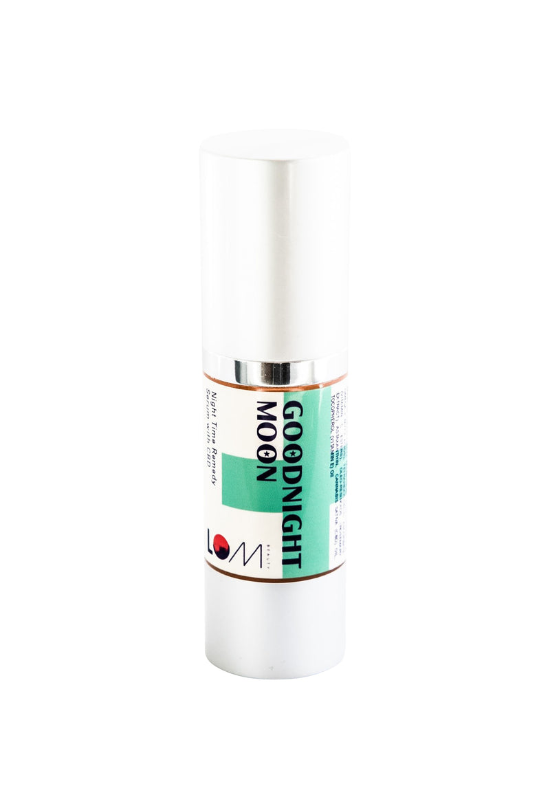 Good Night Moon -Night Time Remedy Serum with Anti-inflammatory CBD