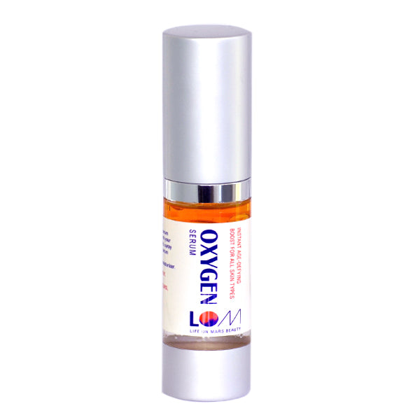 Oxygen Serum – Multi Functioning, Anti Aging for all Skin Types (1fl oz./30ml)