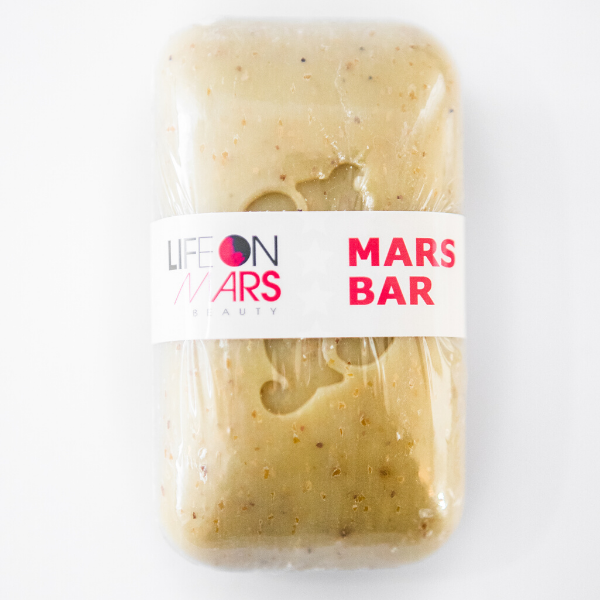 Exfoliating Mars Bar Cleansing Soap