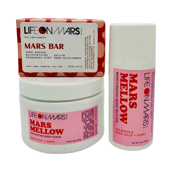MARS MELLOW BODY COLLECTION