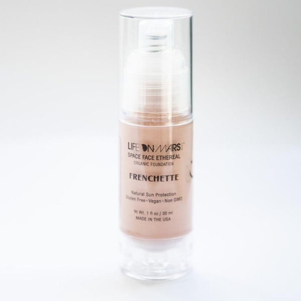 Space Face Ethereal Organic Liquid Foundation – Frenchette