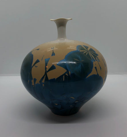Hand Made vase by Kentucky Artist