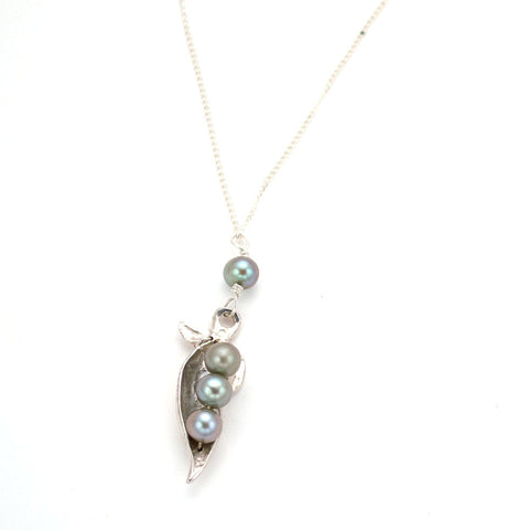 Small Necklace - Peapod