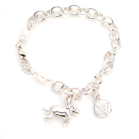 Point to Point - Horse Bracelet small