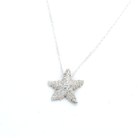 Starfish small necklace