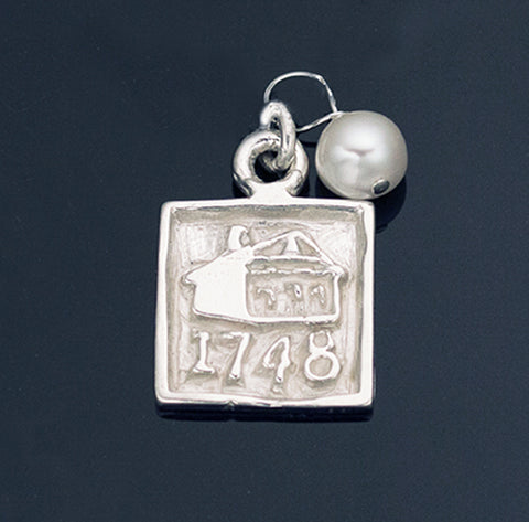 Friend School -LOGO CHARM 1748
