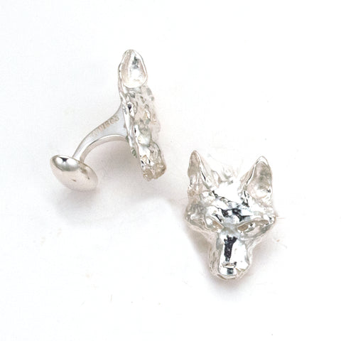 Vicmead Fox Cufflinks