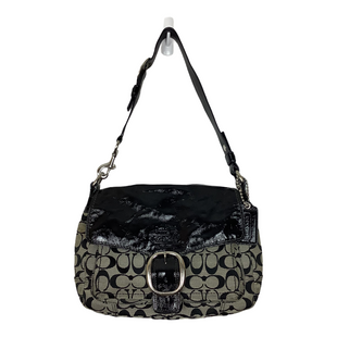 Primary Photo - BRAND: COACH O STYLE: HANDBAG DESIGNER COLOR: BLACK SIZE: SMALL OTHER INFO: AS IS SKU: 208-208142-10610