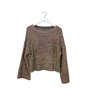 Primary Photo - BRAND: NEW YORK AND CO STYLE: SWEATER HEAVYWEIGHT COLOR: MULTI SIZE: L SKU: 208-208142-10381AS IS